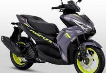 Yamaha Aerox 155-2