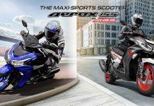 Yamaha Aerox 155_