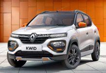 2021 Renault Kwid