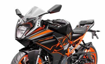 2022 KTM RC125-8
