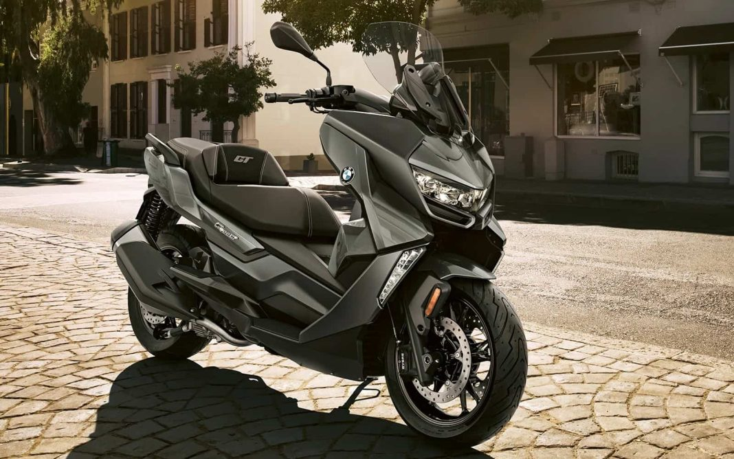 BMW C400 GT Maxi-Scooter