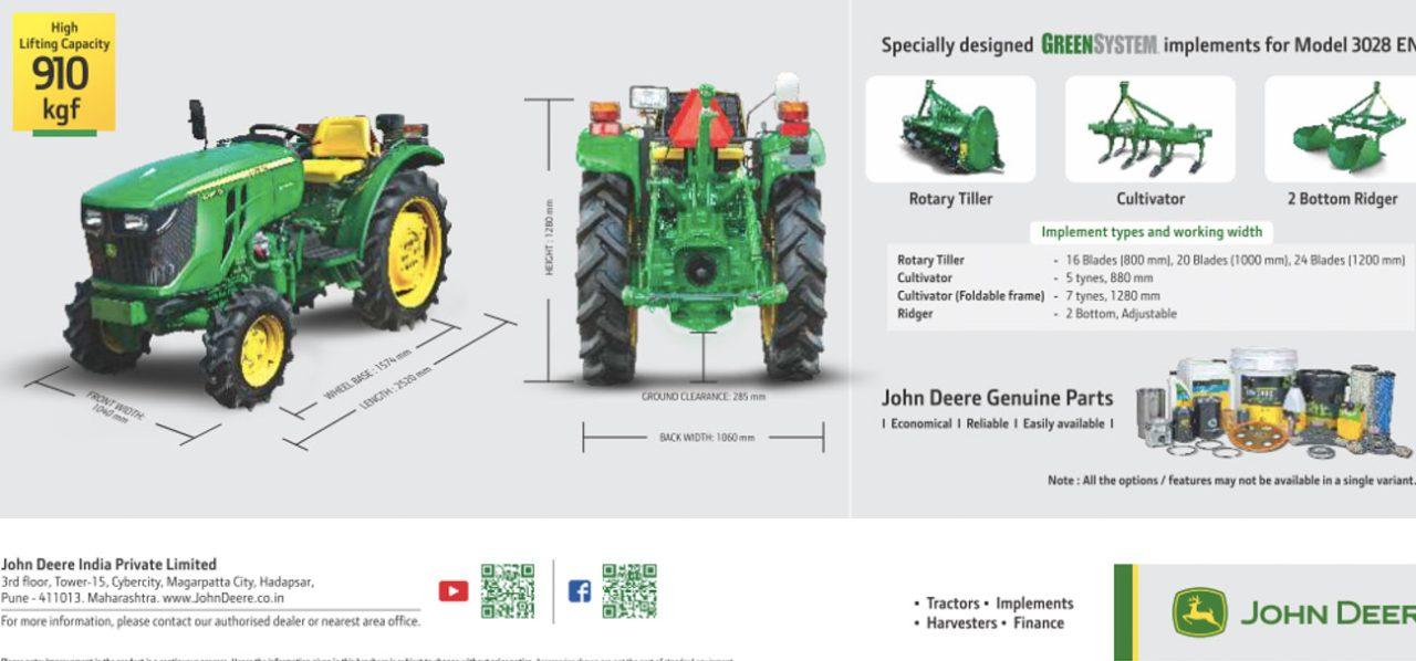 John deere 3028En tractor-2