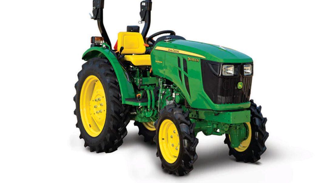 John deere 3028En tractor-3