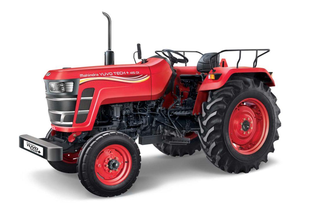 Mahindra Yuvo Tech tractor