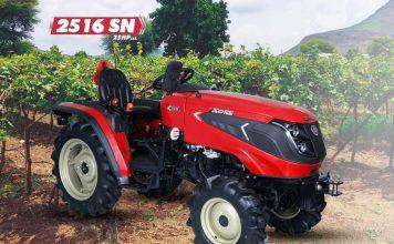 solis 2516N tractor